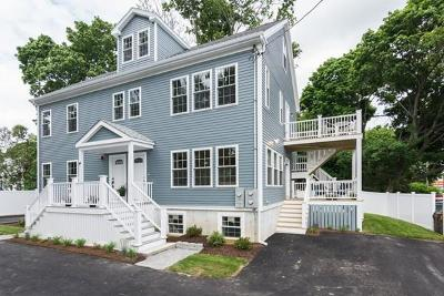 MA-Suffolk County Condo/Townhouse For Sale: 38a Minot St #2
