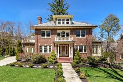 Single Family Home Under Agreement: 279 Pond Street