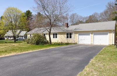 Hanson Single Family Home Under Agreement: 18 Donna Dr
