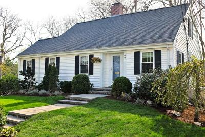 Newton Single Family Home Under Agreement: 45 Hickory Cliff Rd