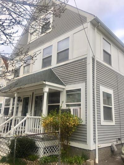 Boston Single Family Home For Sale: 32 Crowell St