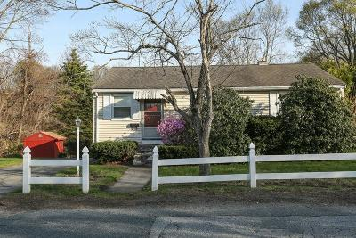 Marlborough Single Family Home Under Agreement: 46 Russell St