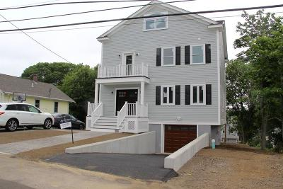 Dedham Single Family Home For Sale: 95 Quincy Ave