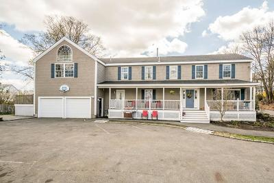 Saugus Single Family Home Under Agreement: 18 Westland Ave