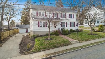 Framingham Single Family Home Under Agreement: 46 Barber Rd.