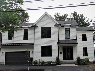 Needham Single Family Home For Sale: 34 Border Road