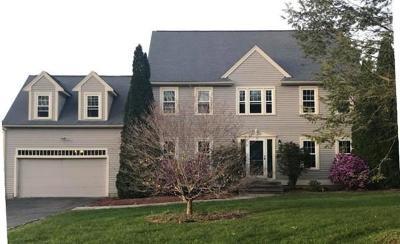 Westborough Single Family Home Price Changed: 2 Eli Whitney St