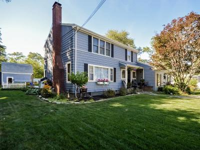 Single Family Home Under Agreement: 39 Puritan Rd