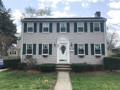 Beverly Single Family Home For Sale: 10 Puritan Rd