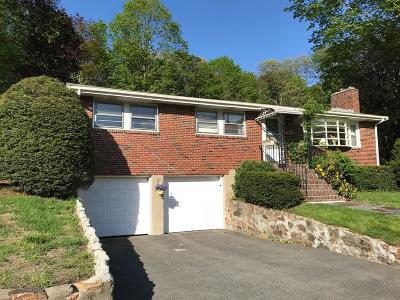 Waltham Single Family Home For Sale: 36 Lincoln Terrace
