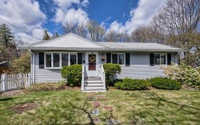 Beverly Single Family Home Under Agreement: 4 Robinson Rd