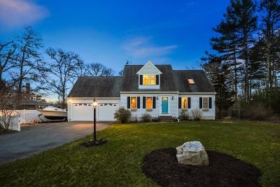 Bourne Single Family Home For Sale: 625 Head Of The Bay Road