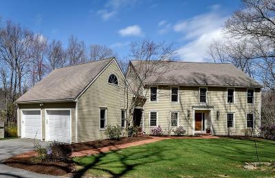 Framingham Single Family Home Under Agreement: 929 Salem End Road