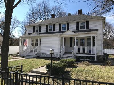 Andover Single Family Home For Sale: 3 Binney St #3