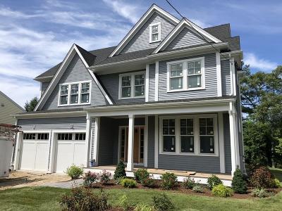 Needham Single Family Home For Sale: 18 Doane Ave