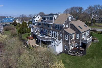 Scituate Single Family Home For Sale: 10 Crescent Ave