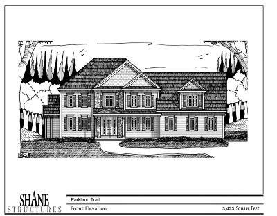 Franklin Single Family Home For Sale: Lot 3 Acorn Hill Estates