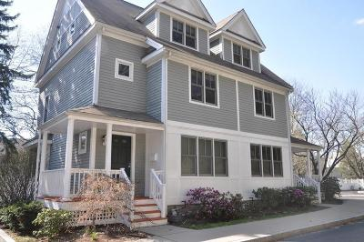 Newton Condo/Townhouse For Sale: 92 Christina St #A