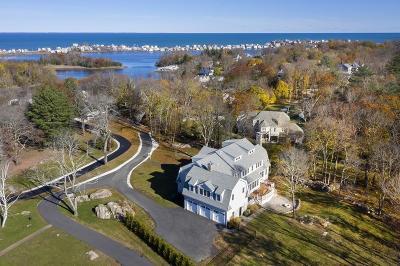 Cohasset Single Family Home For Sale: 55 Ocean Ledge Drive