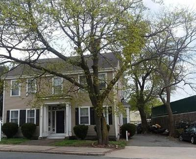 Beverly Multi Family Home Contingent: 47 Cabot St