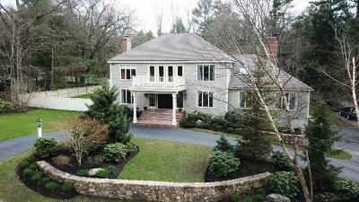 Sudbury Single Family Home Under Agreement: 310 Old Lancaster