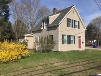 Rockland Single Family Home Price Changed: 686 Liberty St