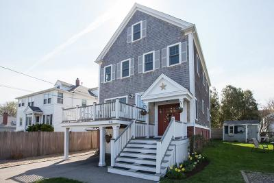 Scituate Single Family Home Under Agreement: 44 Kenneth Road