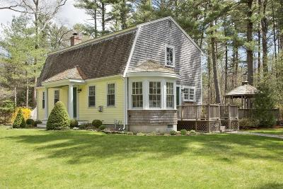 Duxbury Single Family Home For Sale: 825 Temple St