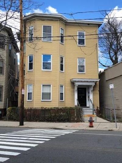 Somerville Multi Family Home Under Agreement: 97 Elm Street