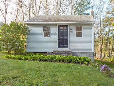 RI-Washington County Single Family Home Under Agreement: 21 Thurston Dr