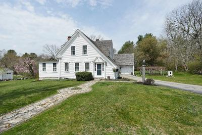 Norwell Single Family Home For Sale: 45 Stetson Road