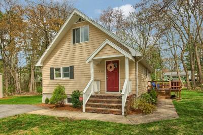 Burlington Single Family Home For Sale: 120 Wilmington Rd