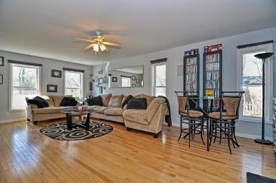 Framingham Single Family Home Contingent: 8 Dunning Ave