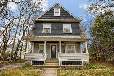 Newton Single Family Home Under Agreement: 50 Elmore St