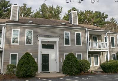 Duxbury Condo/Townhouse For Sale: 44 Bay Farm Rd. #44
