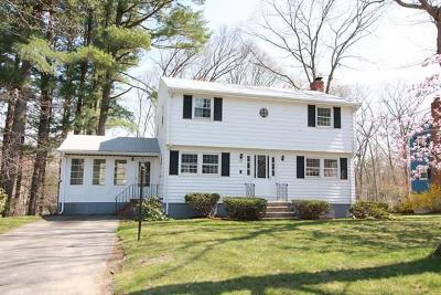 Burlington Single Family Home For Sale: 33 Phillip Ave