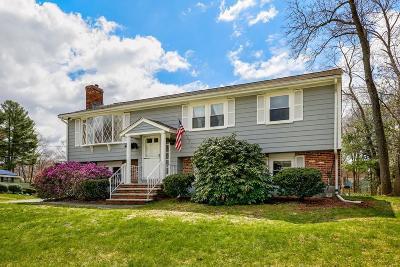 Stoughton Single Family Home Under Agreement: 90 E Vanston Rd