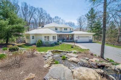 Wrentham Single Family Home Contingent: 62 Whipple Brook Road