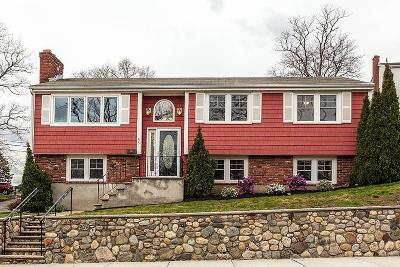 Waltham Single Family Home For Sale: 85 Upton Road