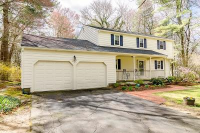 Marshfield Single Family Home Under Agreement: 207 Holly Rd