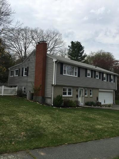 Peabody Single Family Home Under Agreement: 4 Stone Dr.