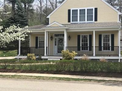 Norwell Condo/Townhouse For Sale: 32 Donovan Farm Way #32