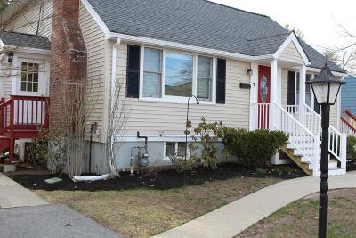 Reading Single Family Home Under Agreement: 7 Bradford Rd