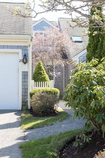 Plymouth MA Condo/Townhouse Back On Market: $525,000
