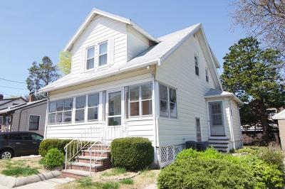 Quincy MA Single Family Home Under Agreement: $475,000