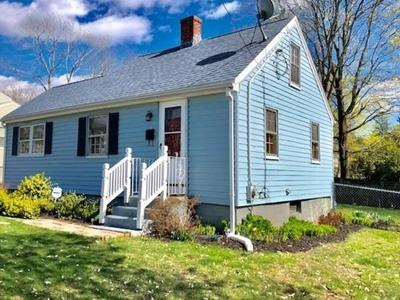 Brockton Single Family Home For Sale: 16 Trafalgar St