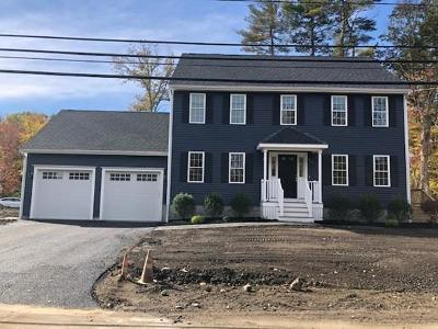 East Bridgewater Single Family Home For Sale: 75 Old Oak St