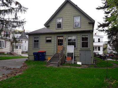 Plymouth Single Family Home Under Agreement: 10 Saverys Lane