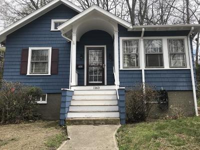 Newton Single Family Home For Sale: 1160 Chestnut