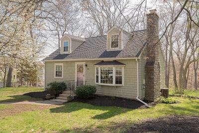 Braintree Single Family Home Under Agreement: 378 Liberty St